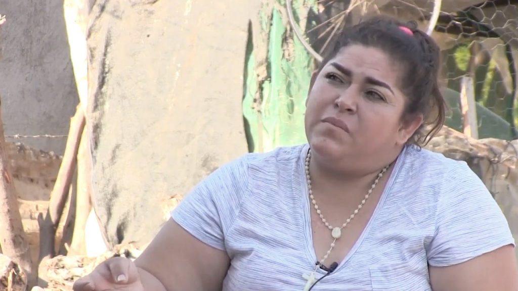 Silvia Flores Ermosillo es una de las sobrevivientes del accidente ocurrido en el 2019. Foto especial